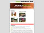 Teck Direct – Bois parquet meubles jardin teck massif Indonésie Teack – Teak massief parket en tuime