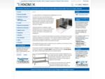 Teknomek - Mobilier, fournitures et produits en inox