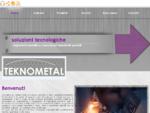 Tecknometal carpenteria metallica - Home
