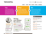 Start | Teknopol AB, branschspecifik affärsrådgivning för innovationer