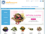 Flowers | Buy Flowers | Flower Delivery New Zealand | Teleflora