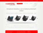 Dodà¡vky a servis telekomunikačnà½ch rieÅ¡enà Alcatel-Lucent | ASYSTEL s. r. o.