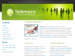 Consulenza informatica Telemaco, corsi di formazione informatica e realizzazione siti internet