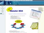 Hjemmeside for Telemator og MX Data