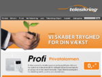 telesikring as - vi skaber tryghed for din vækst