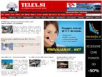 TELEX. si - pregled tiska