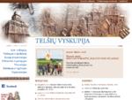 Telšių vyskupija www. telsiuvyskupija. lt