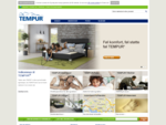 Tempur Norge. Buy Tempur Mattresses, Pillows, Beds and Accessories