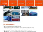 Tent. ee - PVC hallid, angaarid, külmlaod,