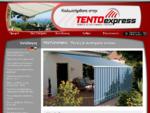 TENTOEXPRESS - Τέντες, Περγκολες, Τεντα ζελατινα