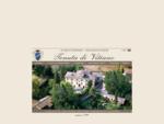 Agriturismo in Toscana - Tenuta di Vitiano - La Limonaia