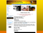 masaż Piła, masażysta salon masażu terapia fizjoterapeuta, Sławomir Puchała