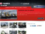 Gradbena mehanizacija, gradbeni stroji, rabljeni delovni stroji