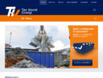 Terhorstgroep, Afvalverwerking, Recycling, (Asbest)Sanering Infra, Speciaal ...