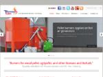 Termocabi | Bruciatori a Pellet, Agripellet ed altri Biocombustibili