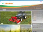 Terra A. E. - Αγροτικά Μηχανήματα για τον σύγχρονο Αγρότη