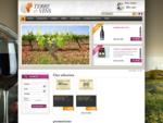 Terre et vins à dinan, vente de vins