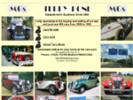 MG TA TC PB for sale   Pre War Classic MGs from 1929 to 1956 Terry Bone