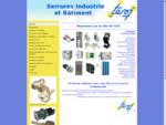 TESI Serrures Industrie et Batiment
