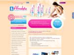 Afrodyta - Skuteczny Test Owulacyjny ze śliny bull; Strona główna