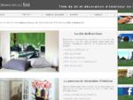 tête de lit en tissu, les têtes de lit et la décoration d'intérieur par Mademoiselle Tiss