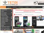 TETRI - Equipamentos Electrónicos, Lda.
