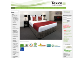 Texco International Ltd - Supplier of Commercial Linen Textiles