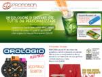 PROMOTION - Oggettistica pubblicitaria e promozionale