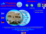 Thalassa Apartments in Kissamos Chania Crete Greece - By the sea in a beautiful nature ............