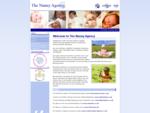Nannies Surrey and Hampshire- The Nanny Agency,Surrey