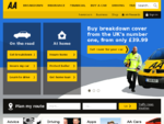 Breakdown Cover AA roadside assistance recovery - The AA