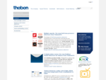 KNX building systems technology - motion detectors and presence detectors from Theben