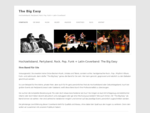 Hochzeitsband, Partyband, Rock, Pop, Funk Latin Coverband The Big Easy