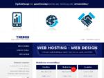 Simple greek web hosting - THEBOX