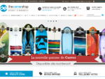 The Corner Shop Paris - kitesurf - wakeboard