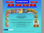 Doorsteppa - Community magazine