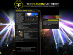 THE FUSION FACTORY - Multiple DJ Interactive Video Karaoke Dance Parties HOME