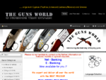 The Guns World in Cyprus - Greece