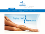 Hairfree Centre - Permanent Hair Removal, Laser Hair Clinics, Brisbane, Perth, Gold Coast, Darw