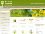 The Herbal Dispensary Raglan consultants and stockists of herbal medicine