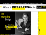 Αρχιτεκτονική εσωτερικών χώρων, Σύνθεση, Σχεδιασμός, Concept design The Interesting Design