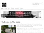 The Lake Motel. Stylish Taupo Accommodation. A Retro Motel