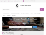 Royalty Free Music - Stock Music from Themusicase. com