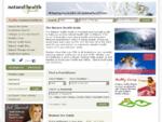 Natural Health Guide - Your Trusted Online Health Resource