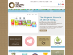 The Organic Store | Australian Organic Baby, Beauty, Home and Wellbeing Products