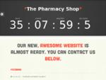 The Pharmacy Shop - Το δικό σας ηλεκτρονικό φαρμακείο