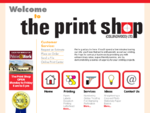 The Print Shop (Collingwood) Ltd.
