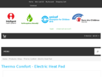 Thermo Comfort Electric Heat Pad, Australia | Intelligent Health Systems