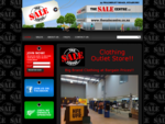 The SALE Centre - Big Brand Clothing Linen Manchest Outlet Store