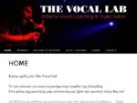 THE VOCAL LAB - EXTREME VOCAL COACHING MUSIC TUITION- L. HAINA KONSTANTINIDI, EMPORIKO KENTRO NEAP